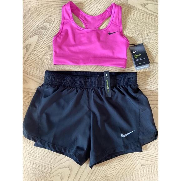 *BUNDLE* Women Nike Sport Bra & Shorts